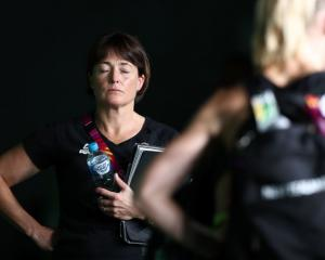 Former Silver Ferns coach Janine Southby. Photo: Getty Images
