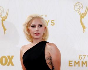 Lady Gaga. Photo: Reuters