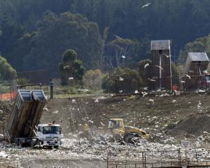The resource consent for the Green Island landfill expires in 2023. Photo: ODT