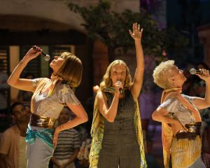 Still from Mama Mia! Here we go again. Credit: UPIMedia