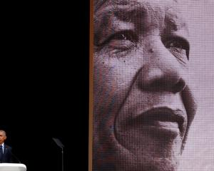 The 16th Nelson Mandela annual lecture marked the centenary of the anti-apartheid leader's birth,...