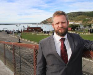 The Oamaru Whitestone Civic Trust will not support development of Oamaru's historic harbour until...
