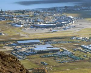 Queenstown Airport. Photo: ODT