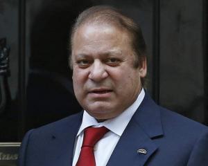 Pakistan Prime Minister Nawaz Sharif. Photo Reuters