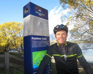 Queenstown Trails Trust chief executive Mark Williams says a business case is being prepared for...