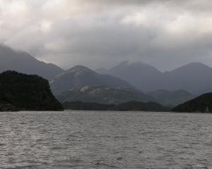 Resolution Island in Dusky Sound. Photo: ODT file