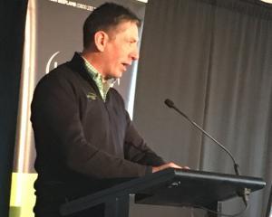 Beef + Lamb New Zealand chief executive Sam McIvor hopes his organisation's new environmental...