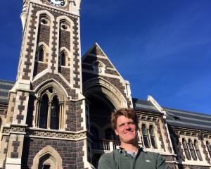University of Otago student Jonah Belk has returned to Dunedin after representing New Zealand in...