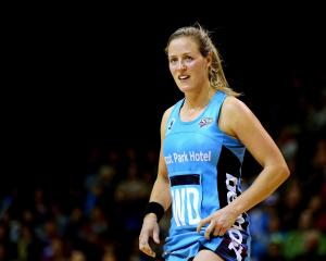 Southern Steel captain Wendy Frew will likely play half of the team's first two games as she...