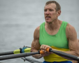 Dunstan Arm Rowing Club's Simon Smith picked up a bronze medal in the men's senior single sculls...