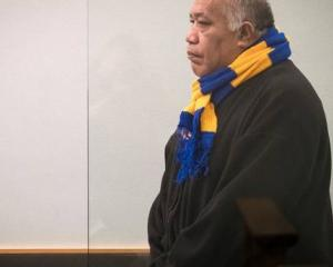 Alosio Taimo's trial started today in the High Court at Auckland. Photo: NZ Herald