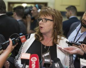 Broadcasting Minister Clare Curran. Photo: NZ Herald