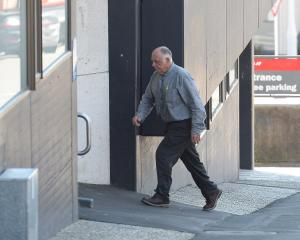 Ian Carline is before the court over a Commerce Commission prosecution concerning a deer velvet...