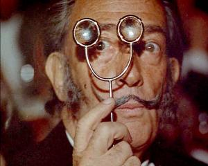 Surrealist painter Salvador Dali. Photo: Reuters