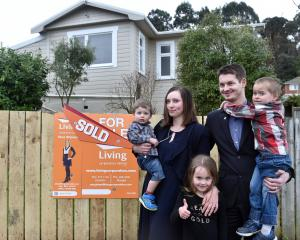 After eight months of attending open homes and having their offers rejected, the Cullen family...