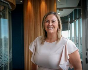 Ash-Leigh Campbell is the newly elected New Zealand Young Farmers board chairwoman. Photo: New...