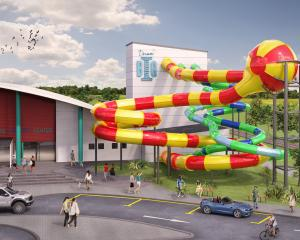 Plans for three new hydroslides at Invercargill's Splash Palace will go before city councillors...