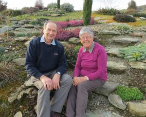 Pat and Marcelle Garden have many years of farming experience, and a few tips they are happy to...