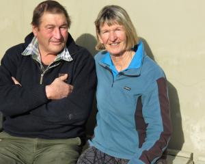 Karen and Trevor Peters have been successful farmers for many years. Photo: Yvonne O'Hara