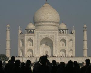 The Taj Mahal. Photo MCT