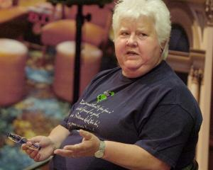 Novelist Val McDermid is taking up a professorship at the University of Otago. PHOTO: ODT FILES