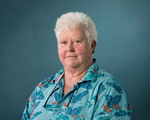 Crime novelist and visiting Professor Val McDermid. Photo: Getty Images