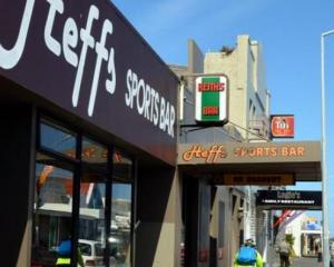 Heff's Hotel. Photo: ODT
