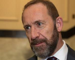 Pike River Minister Andrew Little. Photo: NZ Herald