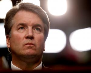 Brett Kavanaugh. Photo: Reuters