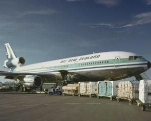 An example of an Air New Zealand DC-10 while still in service. Aviation enthusiasts hope to bring...