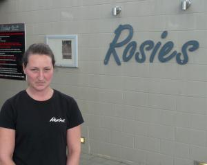 Rosebank Lodge Balclutha breakfast chef Theresa Tomkinson says she and other staff have been left...