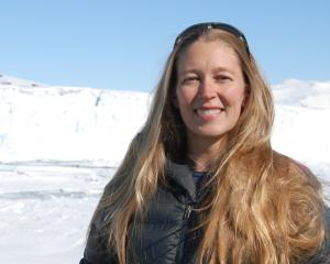 Dr Christina Riesselman, of the University of Otago. PHOTO: SUPPLIED