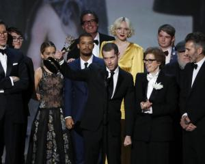 Game of Thrones wins the Emmy for Outstanding Drama Series. Photo: Reuters