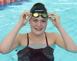 Dunedin swimmer Erika Fairweather (14) is ready to head to Buenos Aires for the Youth Olympics....