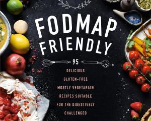 Fodmap Friendly, by Georgia McDermott, published by Pan Macmillan, RRP $34.99.