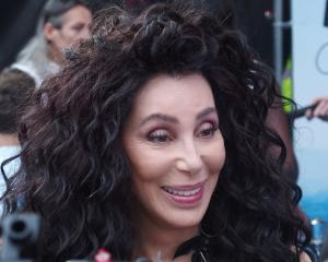 Cher has touched down in New Zealand ahead of her shows in Auckland later this week. Photo: Getty...