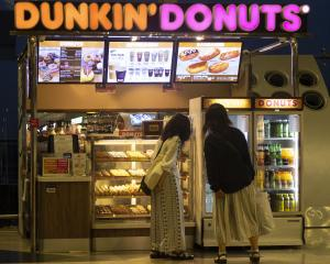 Dunkin' Donuts will officially become Dunkin in January 2019. Photo: Getty Images