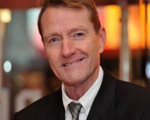Lee Child. Photo: Getty