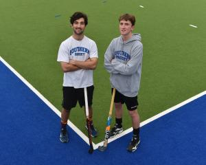 Ward brothers Jordan (left) and Finn hope to make an impact for the Southern Dogs when the...