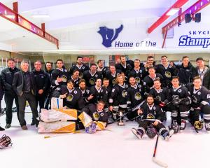 The Ice Blacks had plenty of reasons to celebrate despite losing the final test to Australia 6-3,...