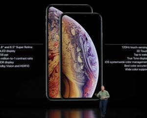 Philip W. Schiller, Senior Vice President, Worldwide Marketing of Apple, speaks about the the new...