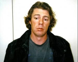Hayden Poulter. Photograph supplied by NZ Police