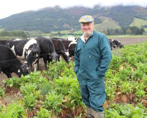 Outram dairy farmer Philip Wilson says although Fonterra's annual reports are disappointing, he...