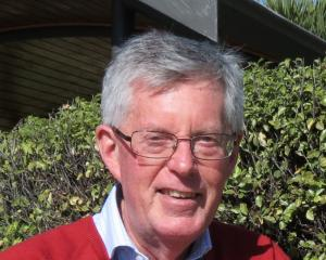 Warwick Hawker.