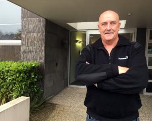 Downer routine works manager Alastair Dickie, of Mosgiel, remains working as an adviser to the...
