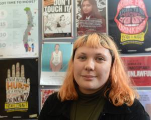 Rape Crisis Dunedin funding and resource co-ordinator Zoe Hayes says demand for the organisation...