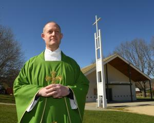 Alexandra parish priest Fr Vaughan Leslie says ''misguided'' actions by the Catholic Church...