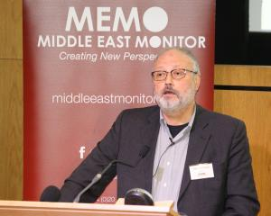 Jamal Khashoggi. Photo: Reuters