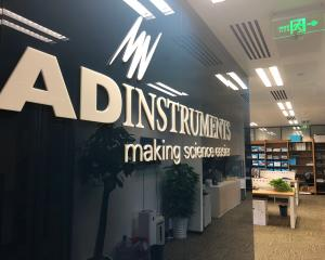 ADInstruments Shanghai office. Photo: Chris Morris