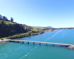 Clutha District Council hopes to move the Hinahina Bridge upgrade project forward with the NZ...
